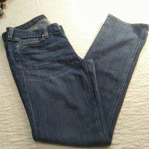 J. Crew Matchstick Jeans Size 29S EUC